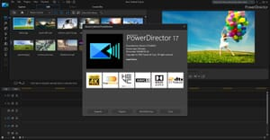 CyberLink PowerDirector Ultimate 17