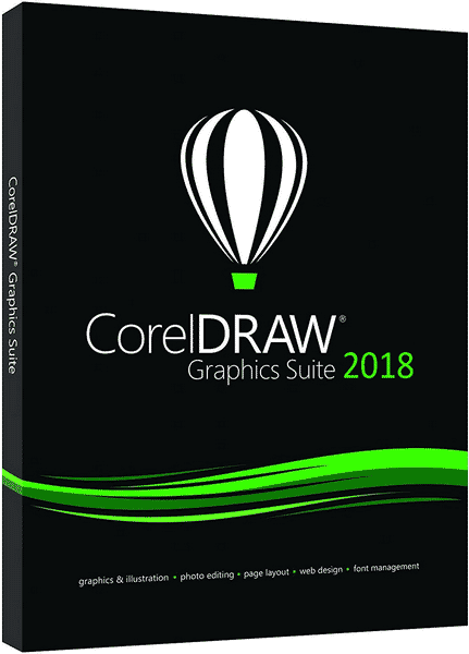 CorelDRAW Graphics Suite 2018 download